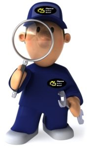 Monteur Diagnose Service Noord