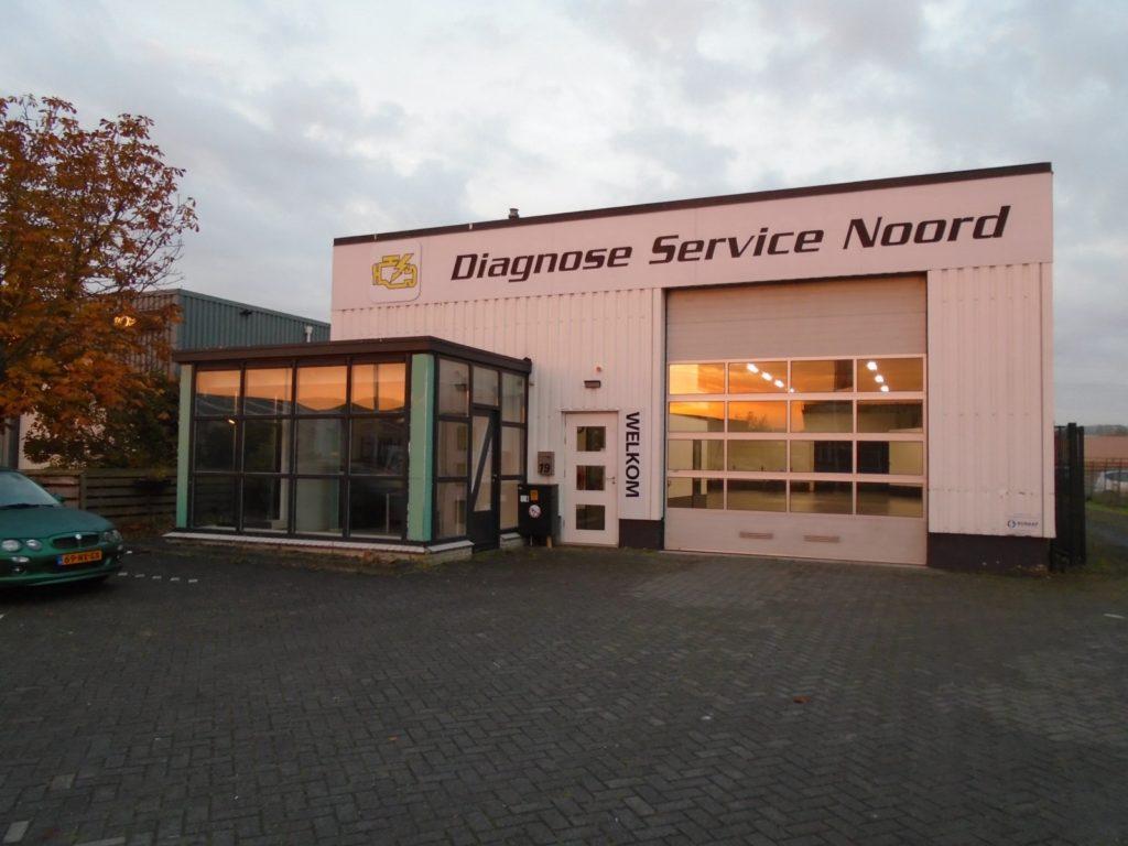 Diagnose Service Noord, Drachten