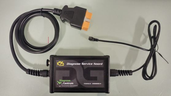Remote diagnose